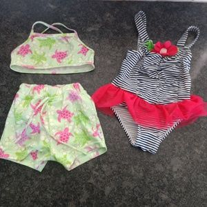 Girls Swimsuits (12-18 months)